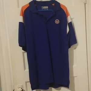 Mets Long Polo size XL